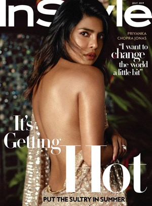 InStyle Magazine | 7/1/2019 Cover