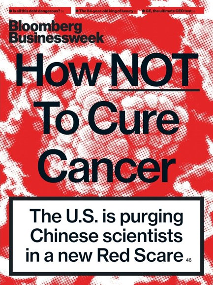 Bloomberg Businessweek Cover - 6/17/2019