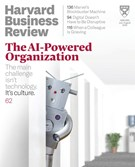 Harvard Business Review Magazine 7/1/2019