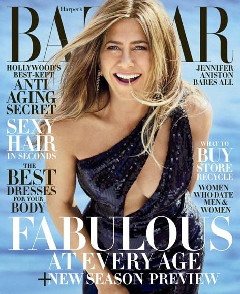 Harper's Bazaar Cover - 6/1/2019