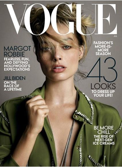 Vogue Cover - 7/1/2019