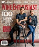 Wine Enthusiast Magazine 8/1/2019