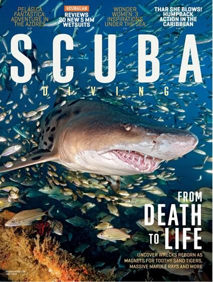Scuba Diving | 7/2019 Cover