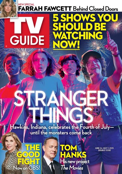 TV Guide Cover - 6/24/2019