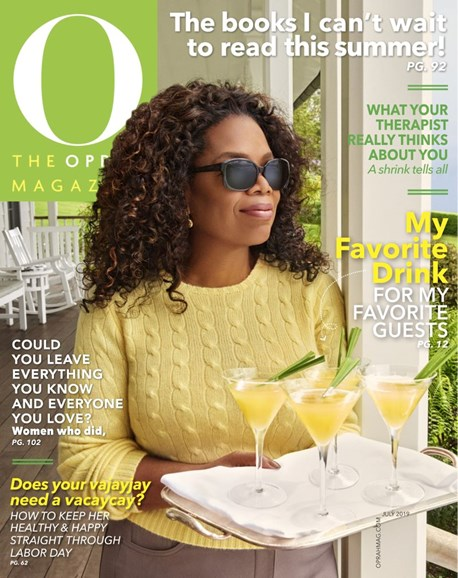 O The Oprah Cover - 7/1/2019