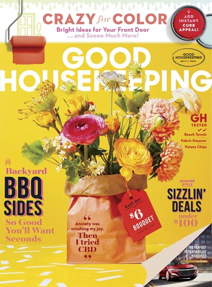 Good Housekeeping Cover - 7/1/2019
