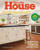 This Old House Magazine 1/1/2019