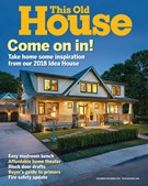 This Old House Magazine 11/1/2018
