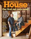 This Old House Magazine | 10/1/2018 Cover