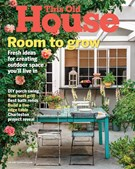 This Old House Magazine 6/1/2018