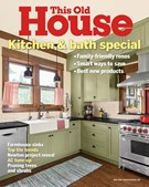 This Old House Magazine 5/1/2018