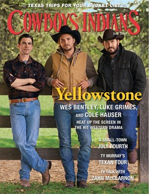 Cowboys & Indians Magazine | 7/2019 Cover