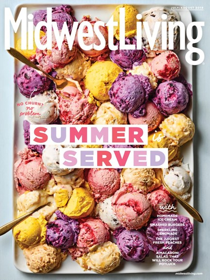 Midwest Living Cover - 7/1/2019