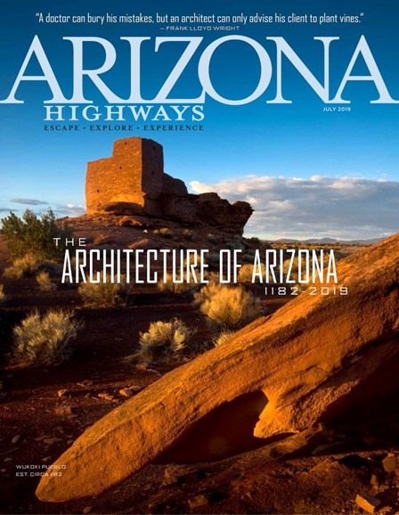 Arizona Highways Cover - 7/1/2019