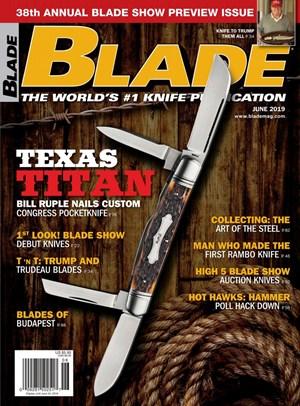 Blade Magazine | 6/2019 Cover