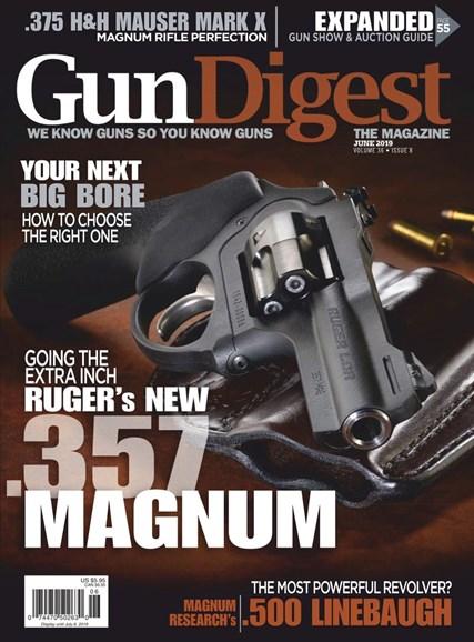 Gun Digest Cover - 6/1/2019