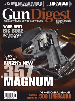 Gun Digest Magazine | 6/1/2019 Cover
