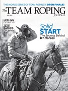 The Team Roping Journal 7/1/2019