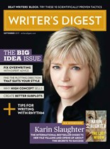 Writer's Digest | 9/2019 Cover