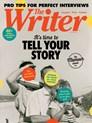The Writer Magazine | 8/2019 Cover