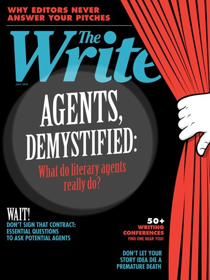 The Writer Cover - 7/1/2019