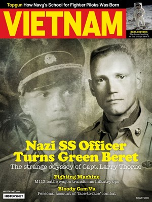 Vietnam Magazine | 8/2019 Cover