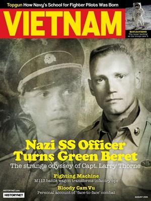 Vietnam Magazine | 8/2019 Cover