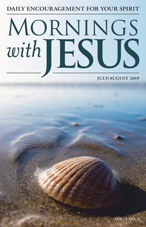 Mornings with Jesus | 7/2019 Cover