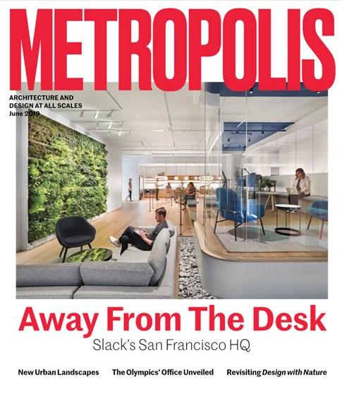 Metropolis Cover - 6/1/2019