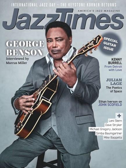 JazzTimes Cover - 7/1/2019
