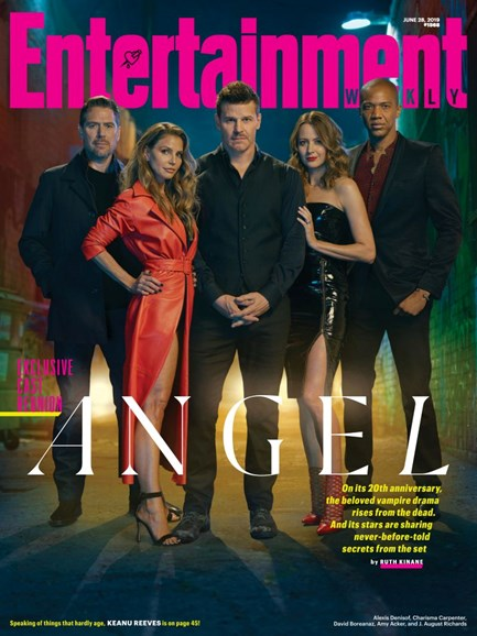 Entertainment Weekly Cover - 6/28/2019