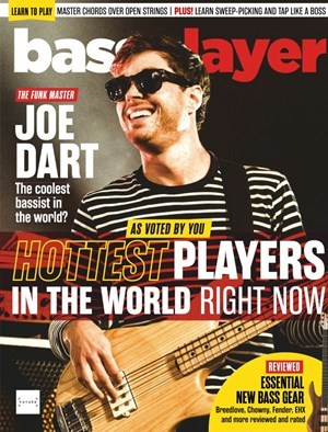 Bass Player | 7/2019 Cover