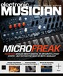 Electronic Musician   8/2019 Cover