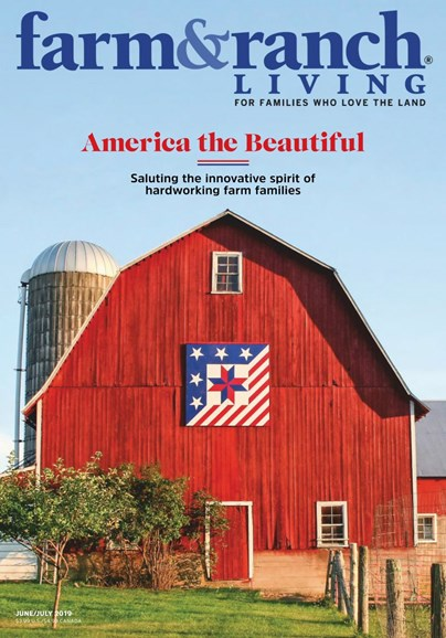 Farm & Ranch Living Cover - 6/1/2019