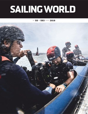 Sailing World Magazine   7/2019 Cover