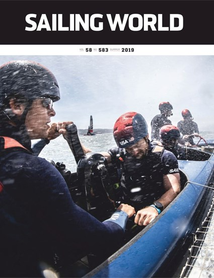 Sailing World Magazine | 7/2019 Cover