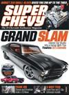 Super Chevy Magazine | 8/1/2019 Cover