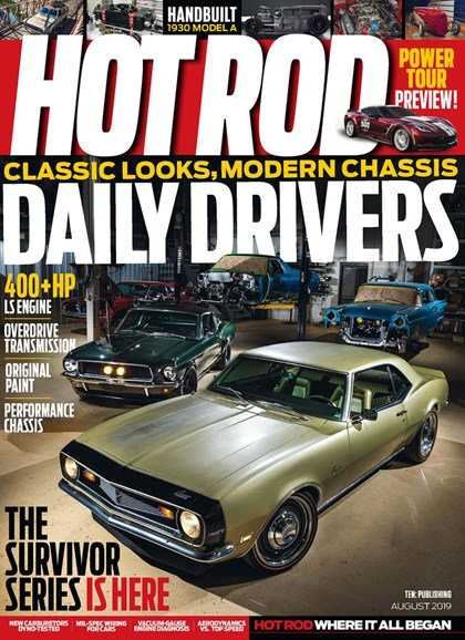 Hot Rod Cover - 8/1/2019