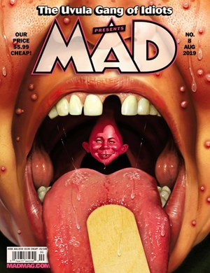 Mad Magazine | 8/2019 Cover