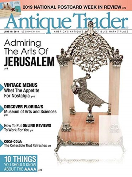 Antique Trader Cover - 6/19/2019