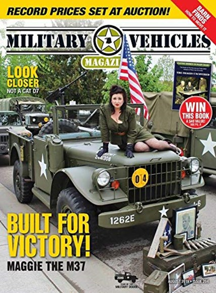 Military Vehicles Cover - 8/1/2019