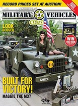 Military Vehicles | 8/2019 Cover