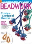 Beadwork Magazine | 8/2019 Cover