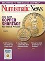 Numismatic News Magazine   6/25/2019 Cover