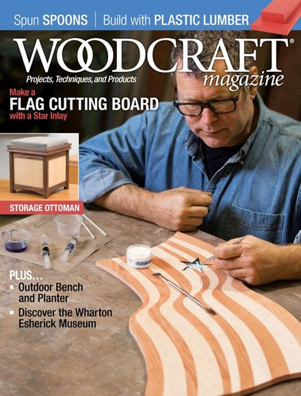 Woodcraft Cover - 6/1/2019