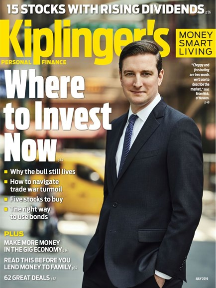 Kiplinger's Personal Finance Cover - 7/1/2019