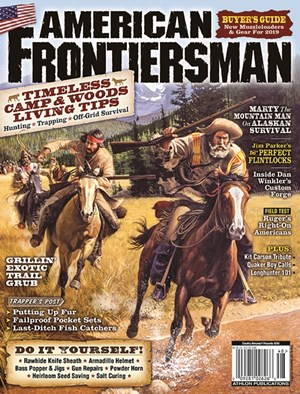 American Frontiersman | 6/2019 Cover