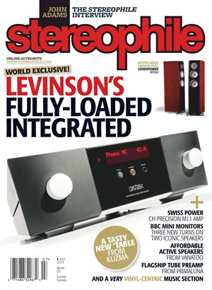 Stereophile | 7/2019 Cover