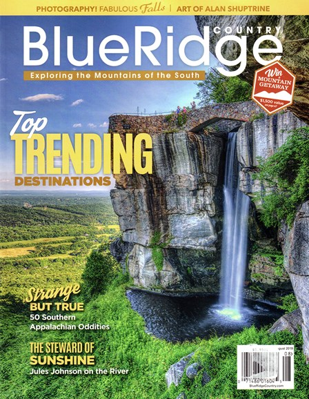Blue Ridge Country Cover - 8/1/2019