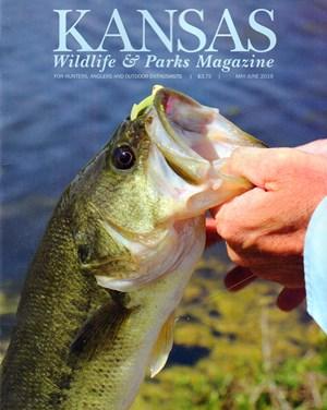 Kansas Wildlife & Parks Magazine | 5/2019 Cover